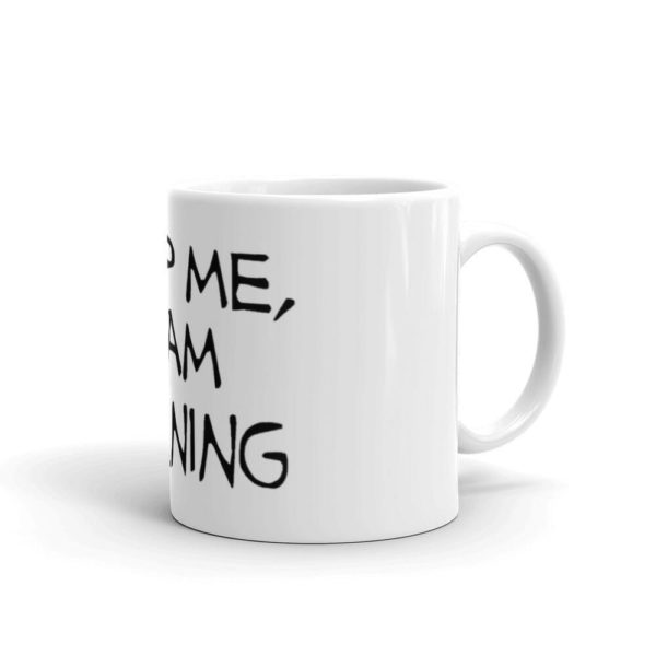 Gurning Hard House Mug 1